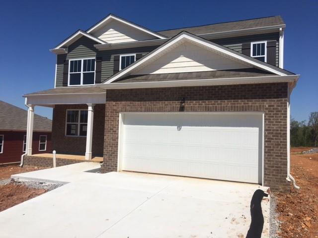 209 Autumn Terrace - Lot 230, Clarksville, TN 37040 (MLS #1924670) :: REMAX Elite
