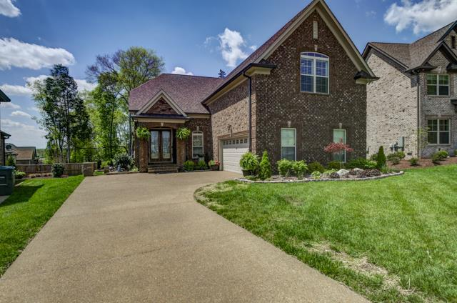 796 Rolling Creek Dr, Mount Juliet, TN 37122 (MLS #1925347) :: Ashley Claire Real Estate - Benchmark Realty