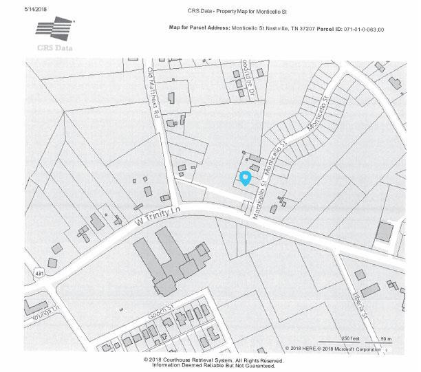 0 Monticello St., Nashville, TN 37207 (MLS #1930056) :: CityLiving Group