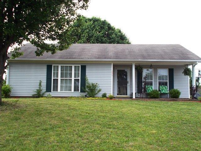 1045 Bush Ave, Oak Grove, KY 42262 (MLS #1931333) :: The Kelton Group
