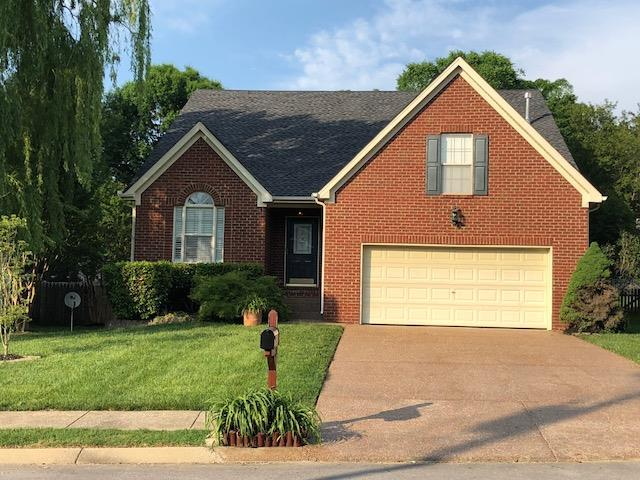 1651 Eagle Trace, Mount Juliet, TN 37122 (MLS #1932918) :: Team Wilson Real Estate Partners