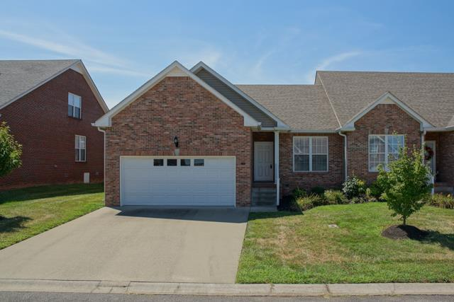 35 Townsend Way, Clarksville, TN 37043 (MLS #1935910) :: John Jones Real Estate LLC