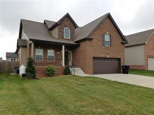 3715 Windhaven Ct, Clarksville, TN 37040 (MLS #1937407) :: Berkshire Hathaway HomeServices Woodmont Realty