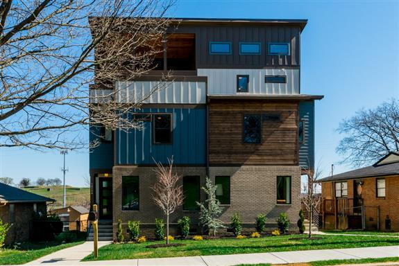 1020 A 9Th Ave S, Nashville, TN 37203 (MLS #1938956) :: RE/MAX Homes And Estates