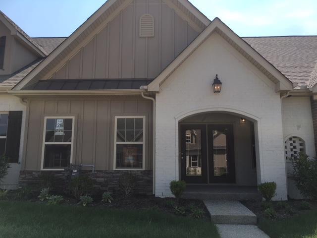 226 Glennister Court Lot 26, Gallatin, TN 37066 (MLS #1939086) :: Keller Williams Realty