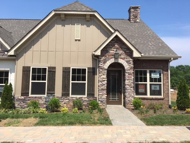 151 Winslow Court Lot Lot 99, Gallatin, TN 37066 (MLS #1939102) :: Keller Williams Realty
