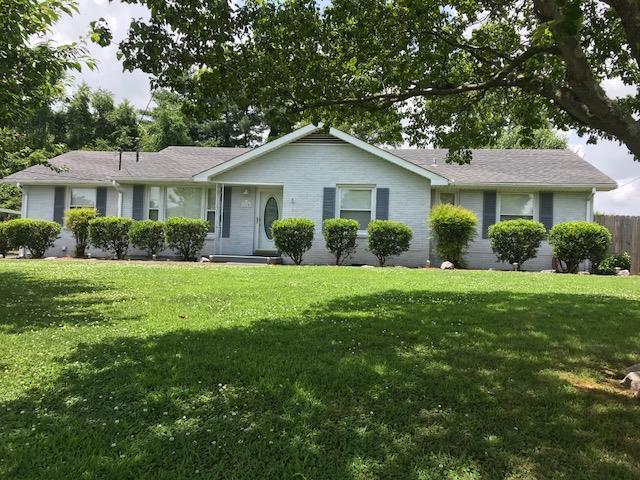 110 Newport Dr, Old Hickory, TN 37138 (MLS #1939855) :: EXIT Realty Bob Lamb & Associates