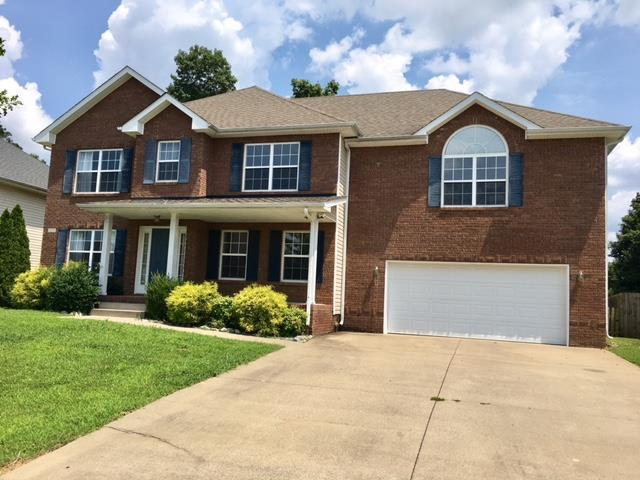 3225 Timberdale Dr., Clarksville, TN 37042 (MLS #1940703) :: RE/MAX Choice Properties