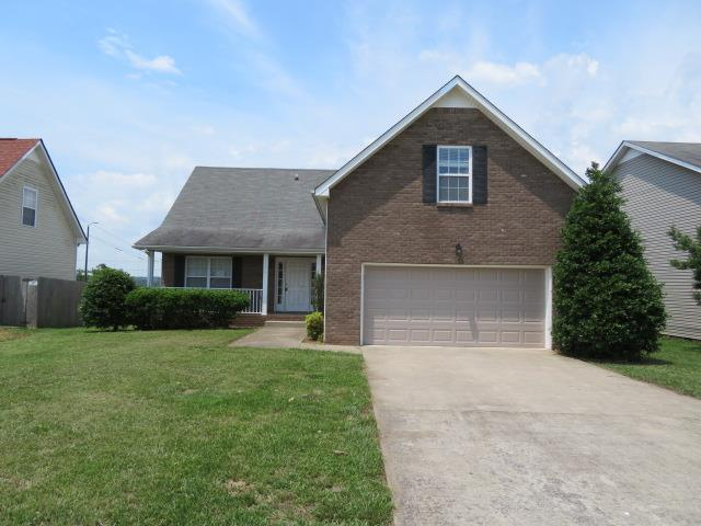 1556 Buchanon Dr, Clarksville, TN 37042 (MLS #1941454) :: Berkshire Hathaway HomeServices Woodmont Realty