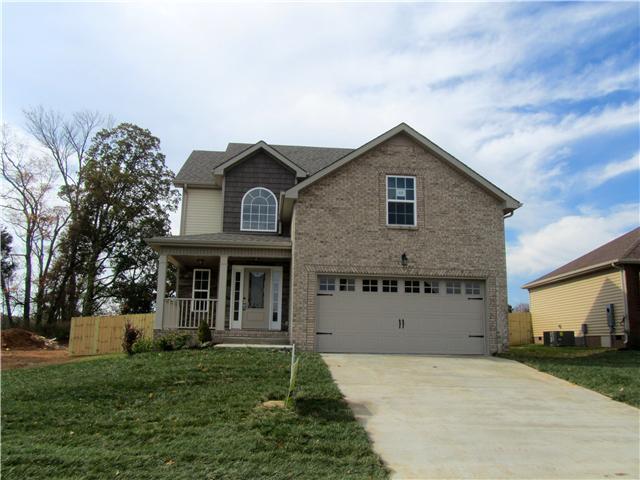 1076 Castlerock Dr, Clarksville, TN 37042 (MLS #1941507) :: Berkshire Hathaway HomeServices Woodmont Realty