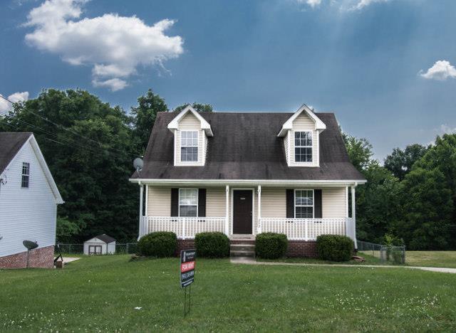 252 Audrea Ln, Clarksville, TN 37042 (MLS #1942799) :: EXIT Realty Bob Lamb & Associates