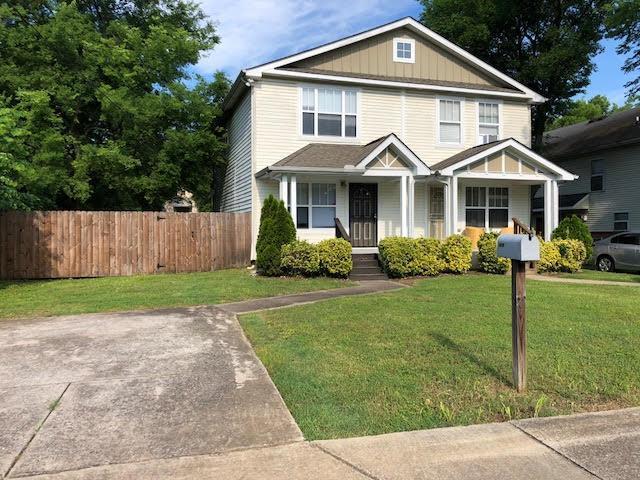 817 A 31St Ave N, Nashville, TN 37209 (MLS #1942881) :: NashvilleOnTheMove | Benchmark Realty