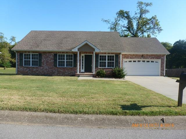 221 Raintree Dr, Clarksville, TN 37042 (MLS #1944534) :: Ashley Claire Real Estate - Benchmark Realty
