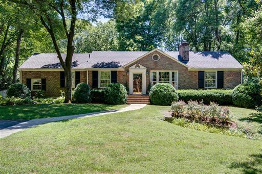 115 Alton Road, Nashville, TN 37205 (MLS #1944852) :: EXIT Realty Bob Lamb & Associates