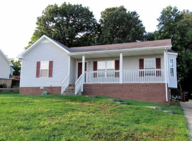 294 Fritz Circle, Clarksville, TN 37042 (MLS #1946134) :: Ashley Claire Real Estate - Benchmark Realty