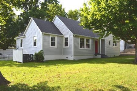 1001 Fleming St, Columbia, TN 38401 (MLS #1946716) :: The Kelton Group