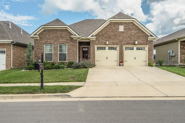 2136 Kirkwall Dr, Nolensville, TN 37135 (MLS #1947404) :: DeSelms Real Estate