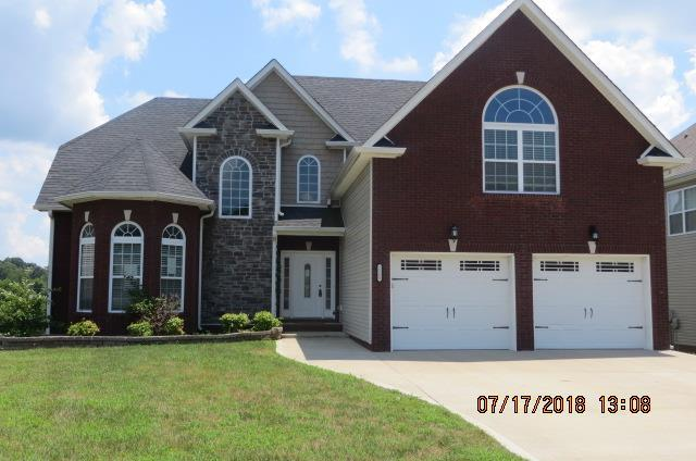 2265 Ellington Gait Dr, Clarksville, TN 37043 (MLS #1951346) :: Ashley Claire Real Estate - Benchmark Realty