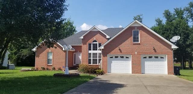 815 Isaac Dr, Clarksville, TN 37040 (MLS #1951931) :: Nashville on the Move