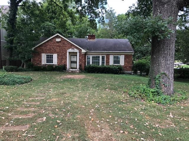 1916 Castleman Dr, Nashville, TN 37215 (MLS #1959151) :: Team Wilson Real Estate Partners