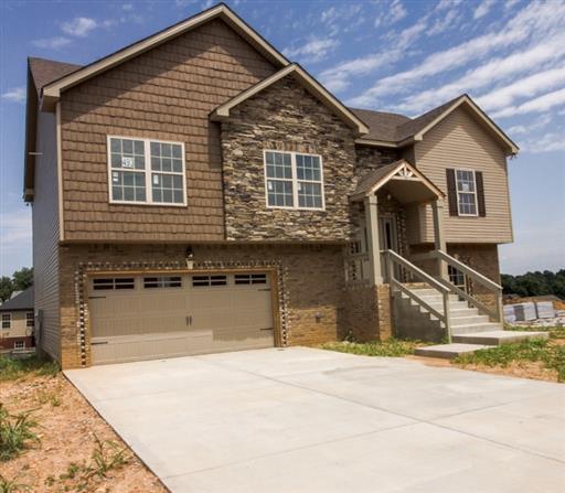 493 Fields Of Northmeade, Clarksville, TN 37042 (MLS #1959585) :: Team Wilson Real Estate Partners