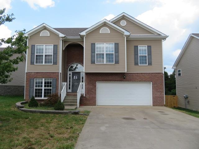 3535 Oak Creek Dr, Clarksville, TN 37040 (MLS #1959628) :: Team Wilson Real Estate Partners