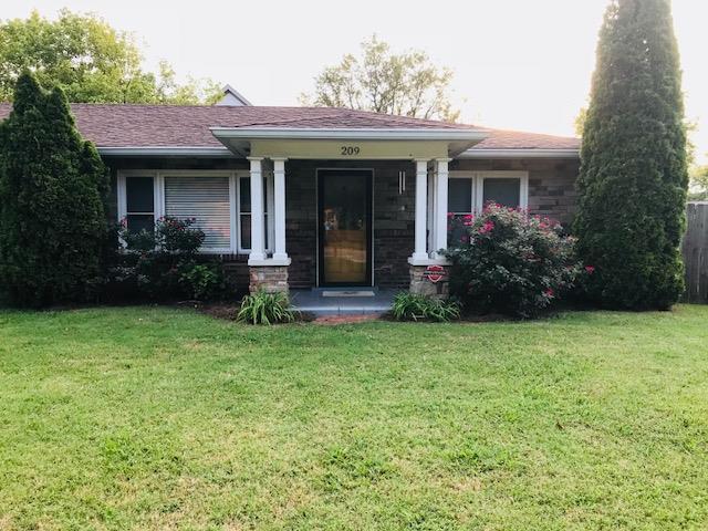 209 46th Ave North, Nashville, TN 37209 (MLS #1960103) :: RE/MAX Homes And Estates