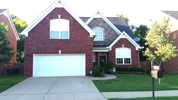 4066 Locerbie Cir, Spring Hill, TN 37174 (MLS #1960982) :: The Huffaker Group of Keller Williams