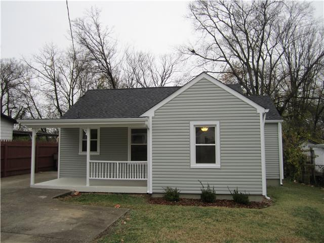 612 Moore Ave, Nashville, TN 37203 (MLS #1961719) :: Ashley Claire Real Estate - Benchmark Realty