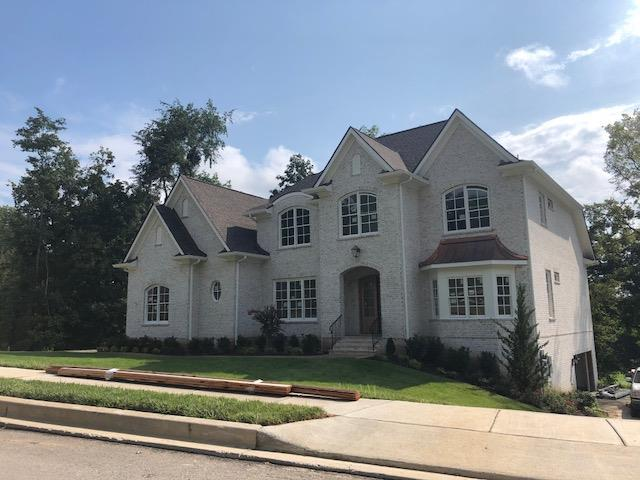 6661 Hastings Ln, Franklin, TN 37069 (MLS #1962018) :: DeSelms Real Estate