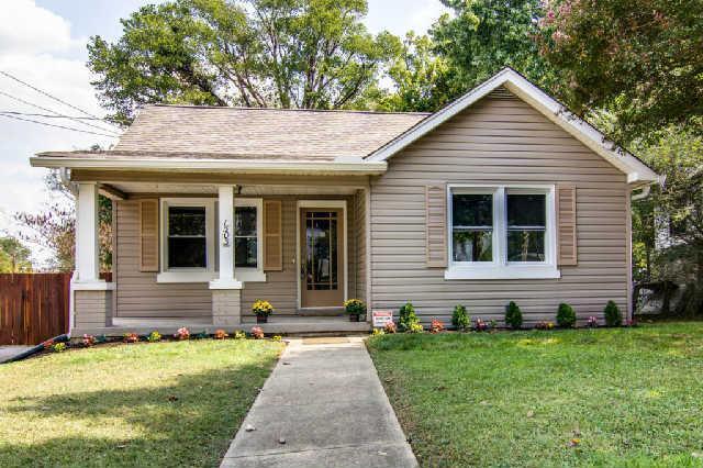 1503 Highland Ave, Columbia, TN 38401 (MLS #1962452) :: The Kelton Group