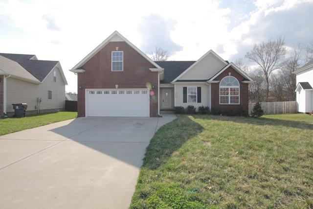 3554 Southwood Dr, Clarksville, TN 37042 (MLS #1962594) :: Maples Realty and Auction Co.