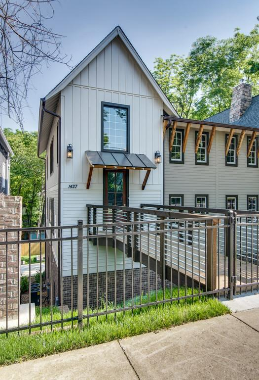 1421 Shelby Ave, Nashville, TN 37206 (MLS #1969284) :: REMAX Elite