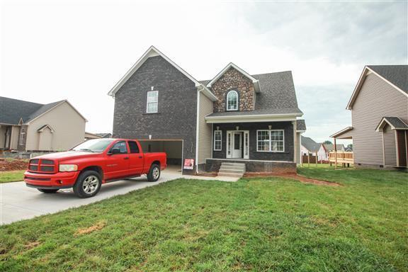 1512 Ellie Piper Cirlce, Clarksville, TN 37043 (MLS #1970389) :: REMAX Elite