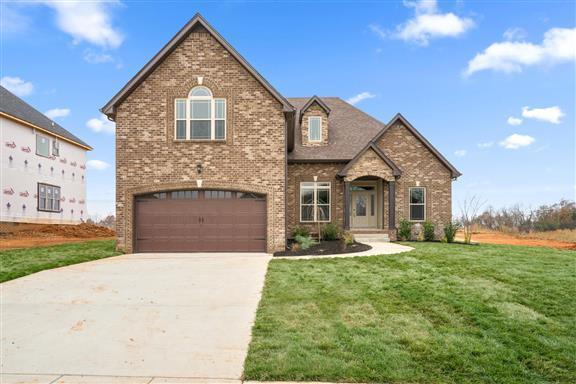 118 Griffey Estates, Clarksville, TN 37042 (MLS #1971105) :: HALO Realty