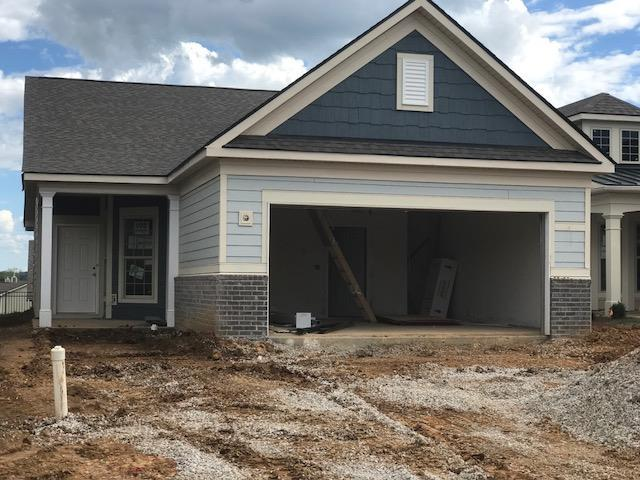 157 Tipton Pass #98, Spring Hill, TN 37174 (MLS #1973492) :: The Milam Group at Fridrich & Clark Realty