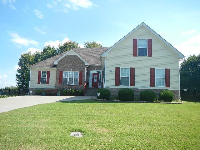 361 Sango Rd, Clarksville, TN 37043 (MLS #1977059) :: Nashville on the Move