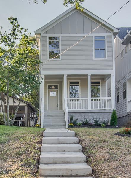 1342 Stainback Ave, Nashville, TN 37207 (MLS #1977825) :: John Jones Real Estate LLC