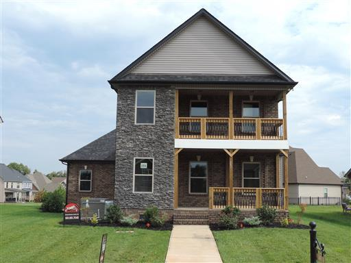 155 Hickory Wild, Clarksville, TN 37043 (MLS #1978726) :: Ashley Claire Real Estate - Benchmark Realty