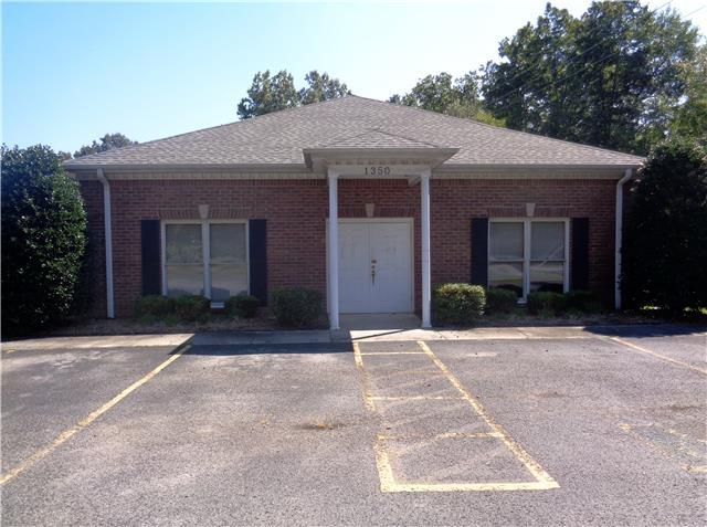1350 Cedar Ln, Tullahoma, TN 37388 (MLS #1978758) :: The Helton Real Estate Group