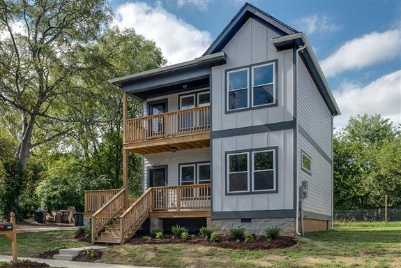 1015 24th Ave N, Nashville, TN 37208 (MLS #1980806) :: HALO Realty