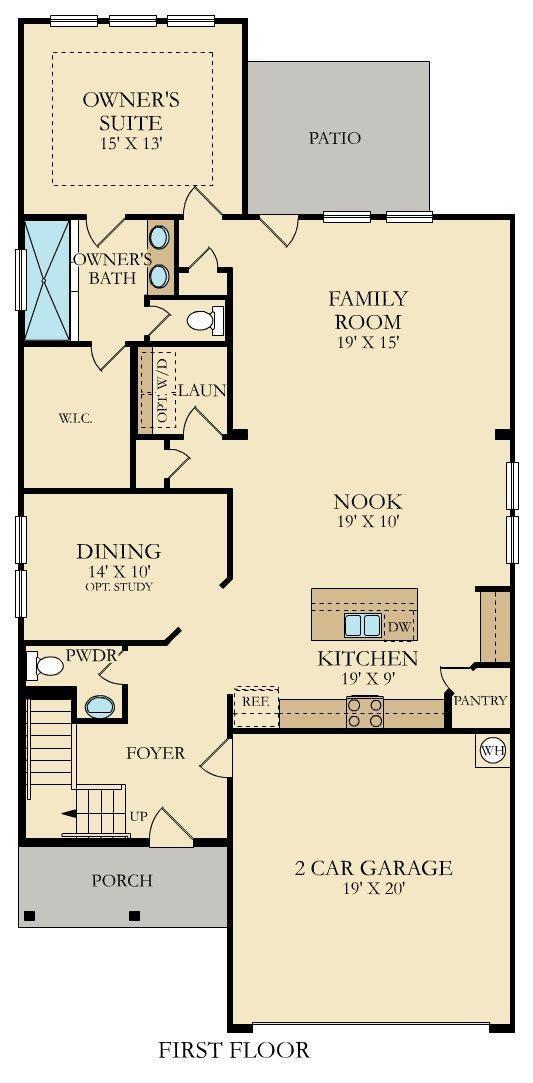 822 Sapphire Drive Lot 132R, Murfreesboro, TN 37128 (MLS #1981025) :: RE/MAX Homes And Estates