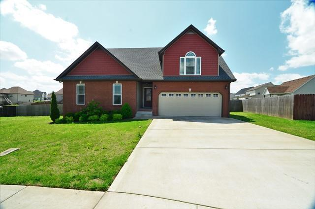 1692 Cabana Dr, Clarksville, TN 37042 (MLS #1986623) :: John Jones Real Estate LLC