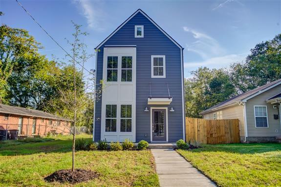 1608 16th Ave N, Nashville, TN 37208 (MLS #1987699) :: Ashley Claire Real Estate - Benchmark Realty