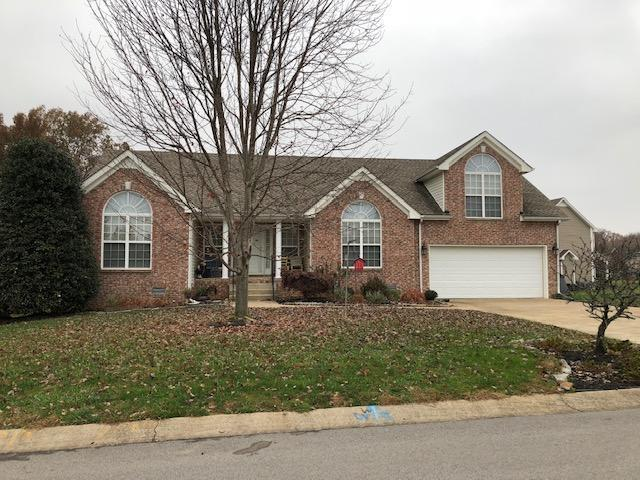 3369 Marrast Dr, Clarksville, TN 37043 (MLS #1988910) :: Clarksville Real Estate Inc