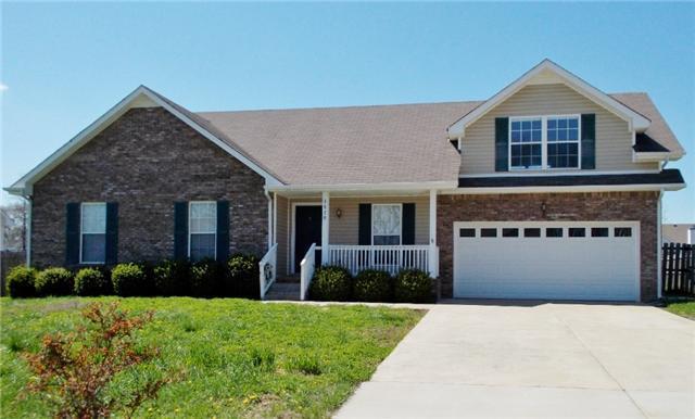 3879 Benjamin Dr, Clarksville, TN 37040 (MLS #1990053) :: Fridrich & Clark Realty, LLC