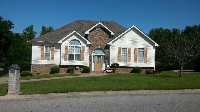 1394 Ambleside Dr, Clarksville, TN 37040 (MLS #1992865) :: Nashville on the Move