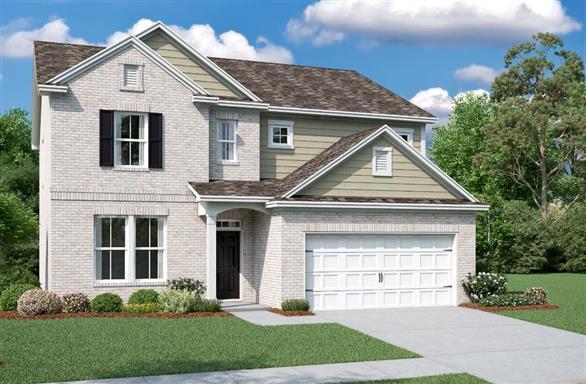 720 Tennypark Lane, Mount Juliet, TN 37122 (MLS #1993086) :: John Jones Real Estate LLC
