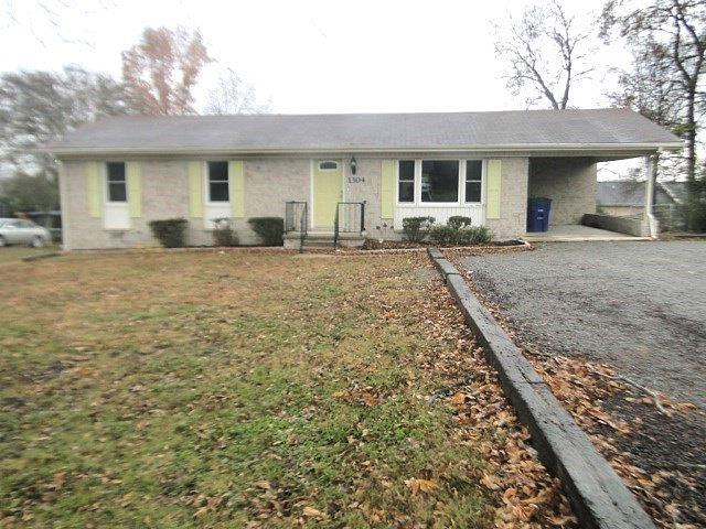1304 Mockingbird Dr, Shelbyville, TN 37160 (MLS #1993397) :: EXIT Realty Bob Lamb & Associates