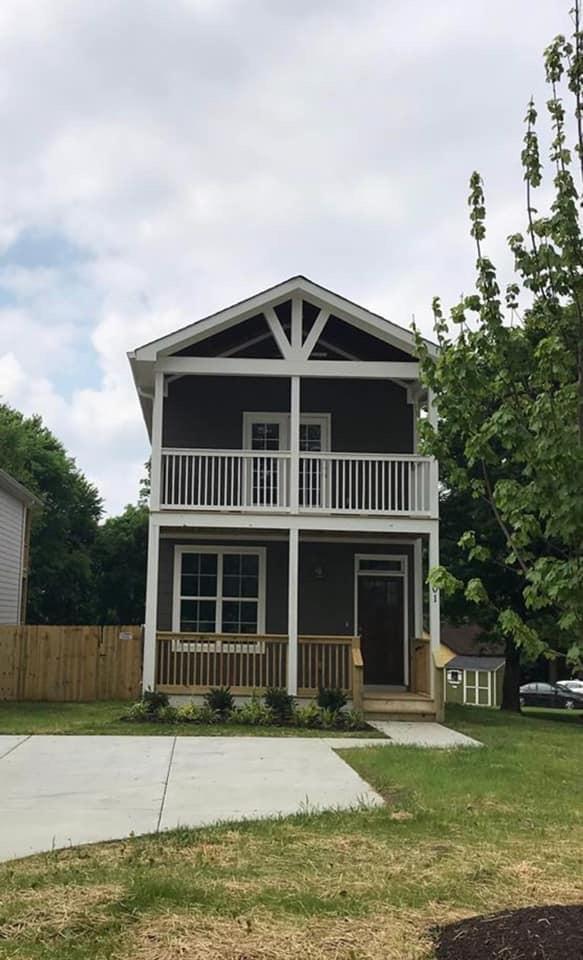 201 Mckennell Dr, Nashville, TN 37206 (MLS #1994313) :: John Jones Real Estate LLC